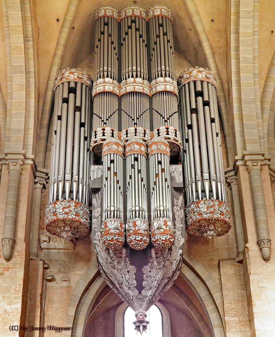 Orgel im Trierer Dom