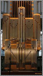 Orgel im Willibrordidom