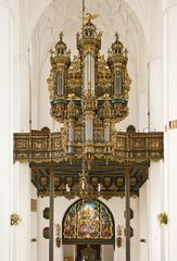 Orgel in Danzig