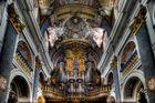 Orgel in Heiligenlinde, Masuren