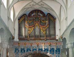 Orgel in Konstanz