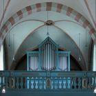 Orgel in St. Maximin Wülfrath-Düssel