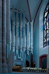 Orgel in St. Stephan, Mainz