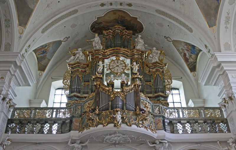 Orgel in St.Peter
