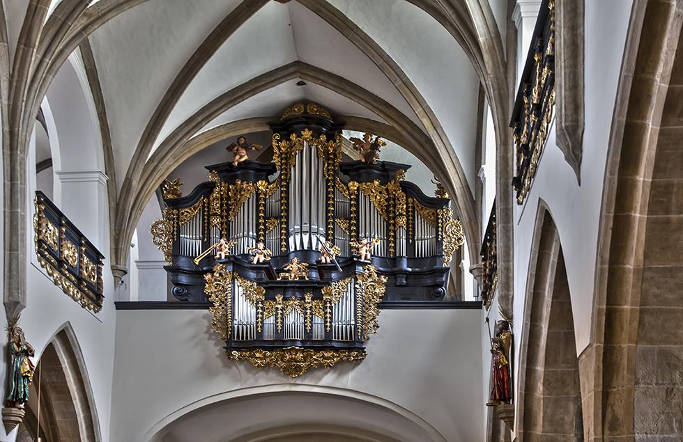 Orgel- Kirche Freistadt