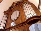 Orgel Kirche Penzlin