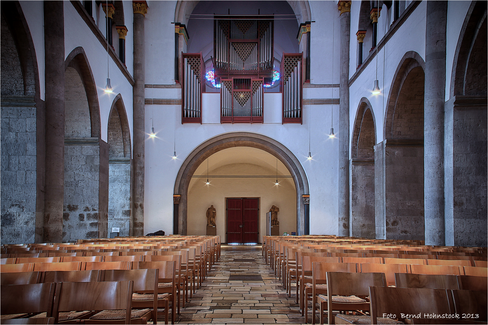 Orgel Münster St. Vitus Mönchengladbach ....