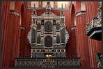 Orgel Nikolaikirche Wismar