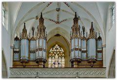 Orgel St. Ida
