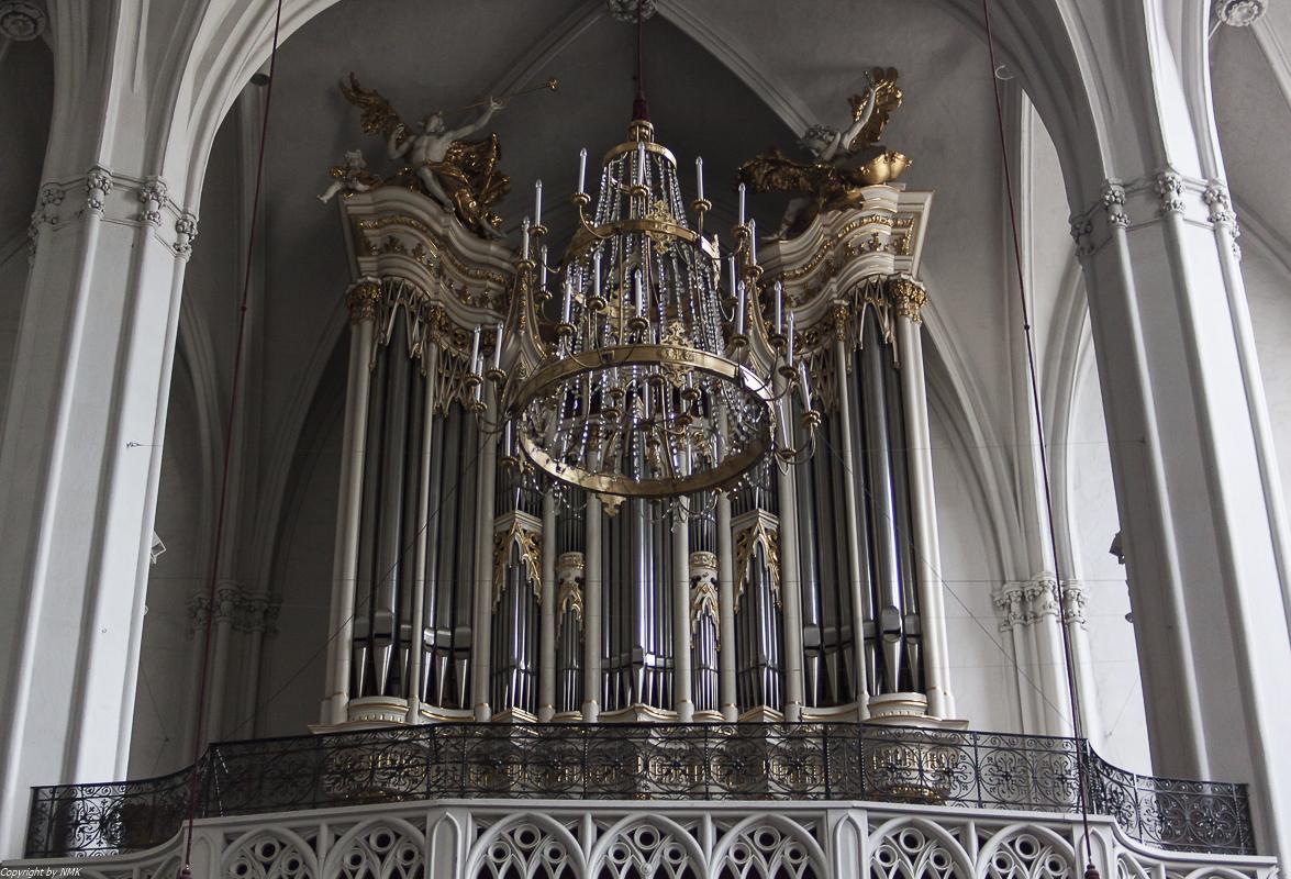 Orgelchor