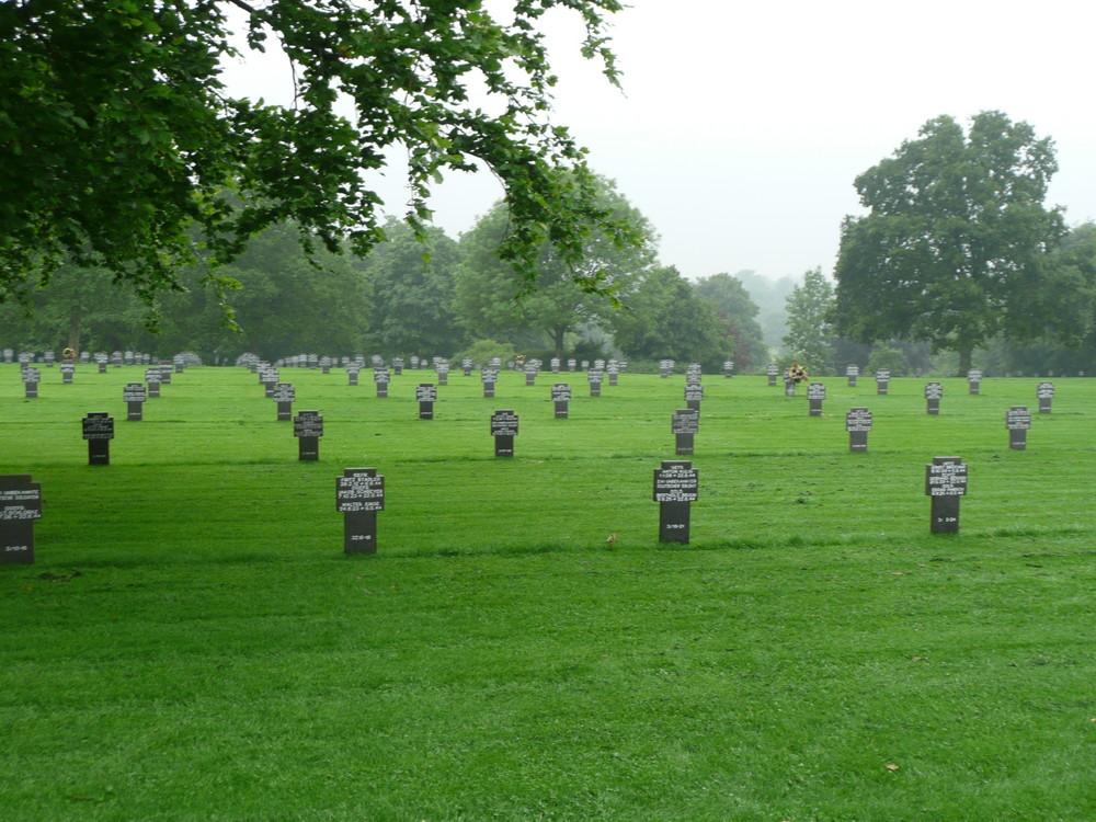 Orglandes 2 -Deutscher Soldatenfriedhof in der Normandie
