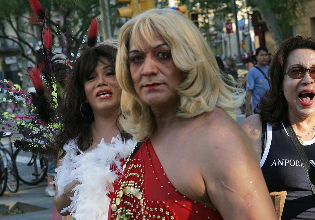 """Orgullo Gay Barcelona"""