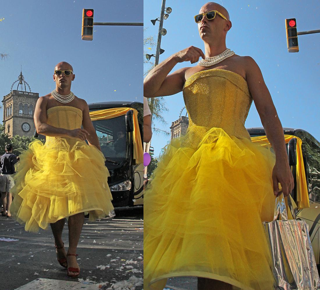 """Orgullo Gay Barcelona""Vll"
