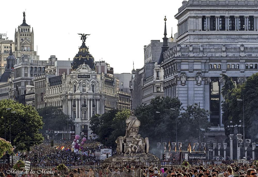 Orgullo Gay Madrid 2012.
