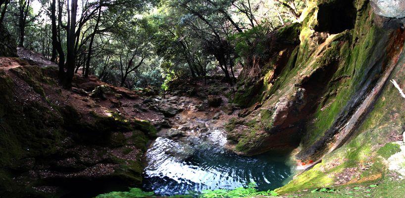 Orient Waterfall Region