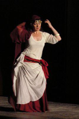 Oriental Dancing 1