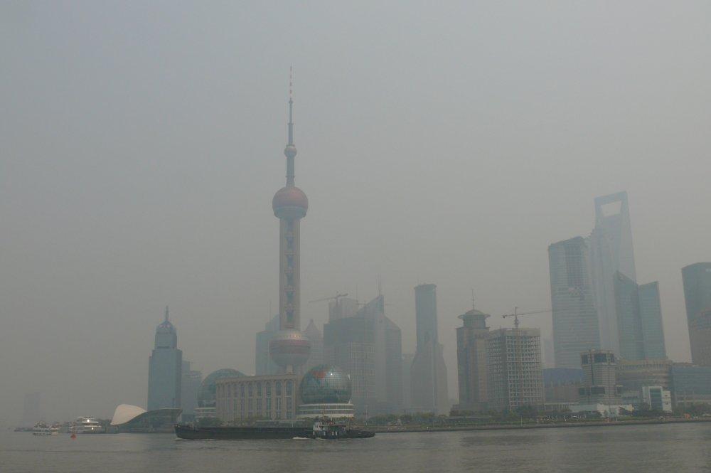 Oriental Pearl Tower - Fernsehturm