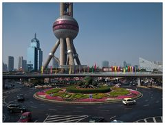 Oriental Pearl Tower I