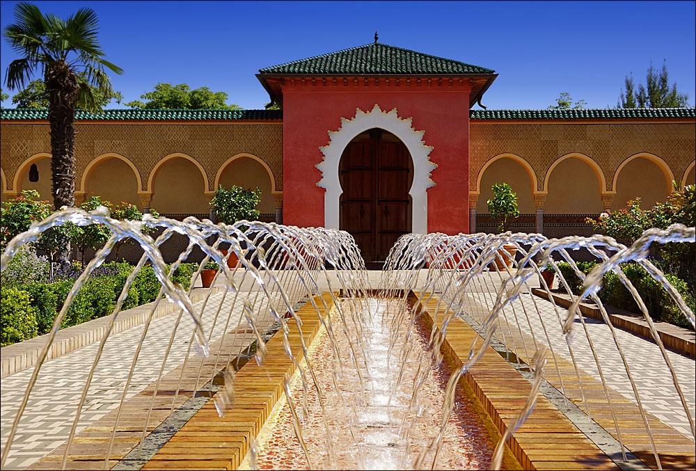 Orientalischer Garten [2]