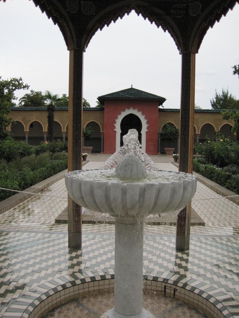 Orientalischer Garten - Berlin - Sept. 2012