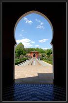 Orientalischer Graten- Garten der Welten Berlin (Marzahn)