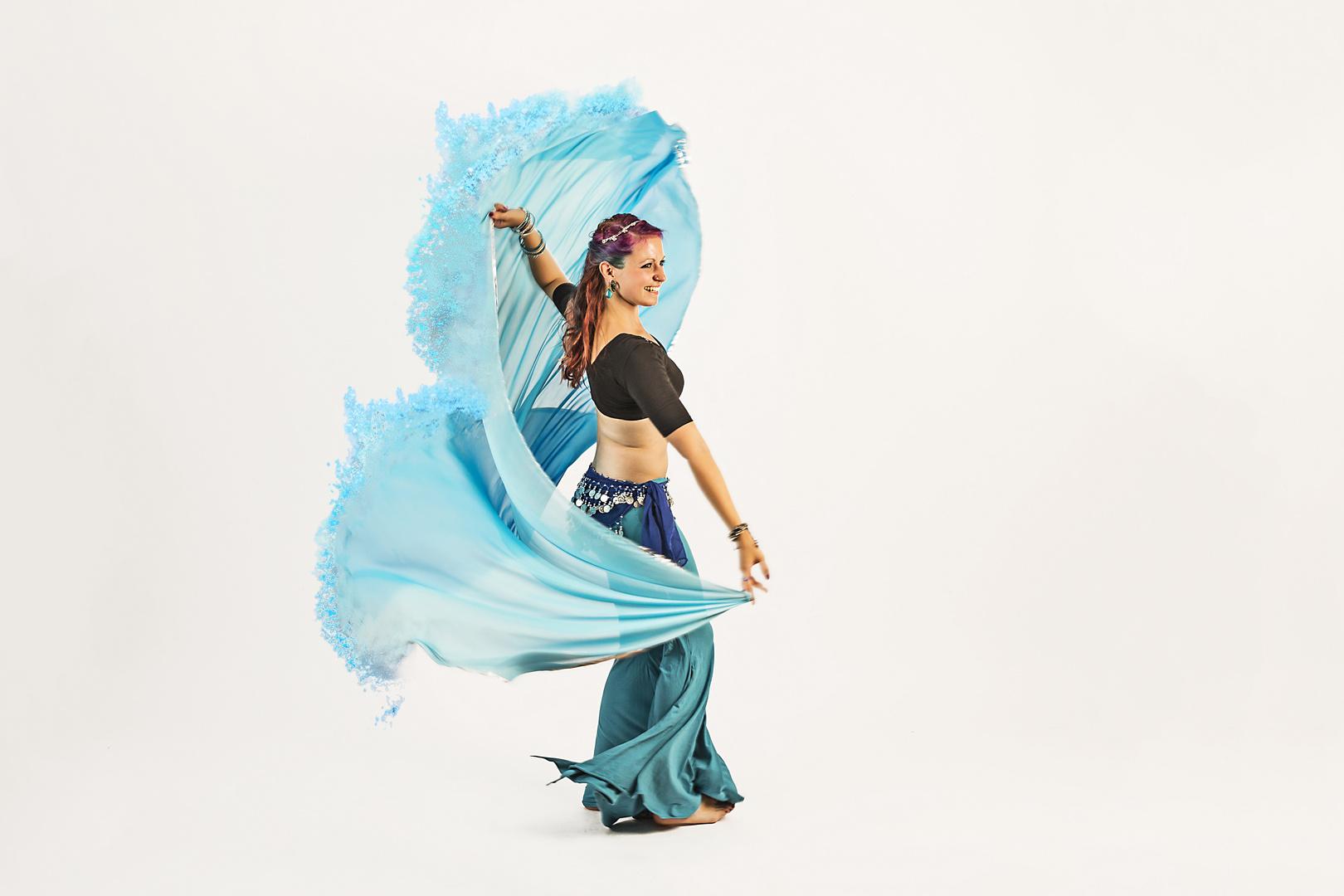 Orientalischer Tanz mit Felicitas