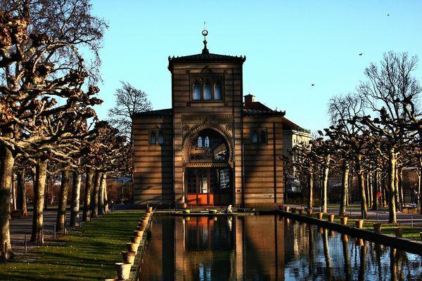 Orientalisches am Neckar