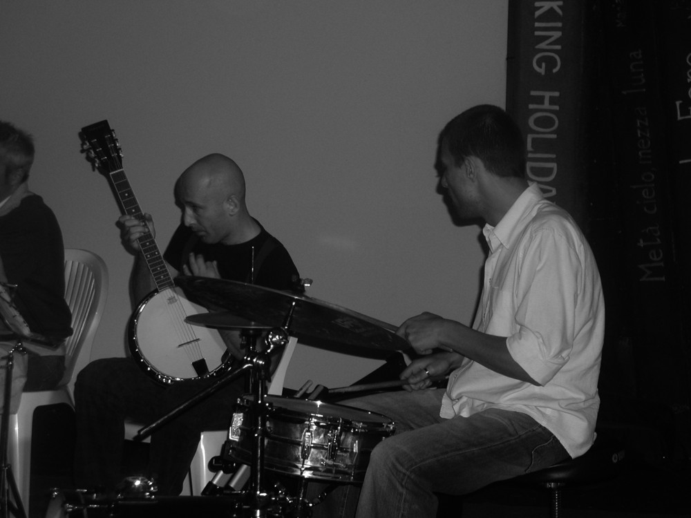 "Original Dixeland Segni Jazz Band 2007 ""Palestrina"""