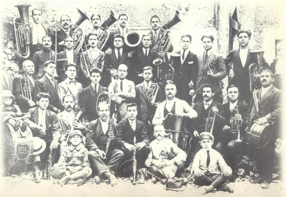 """Original Dixieland Segni Jazz Band 1920 """"Le origini"""""""