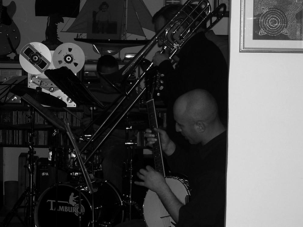 "Original Dixieland Segni Jazz Band 2006 ""Lariano"""