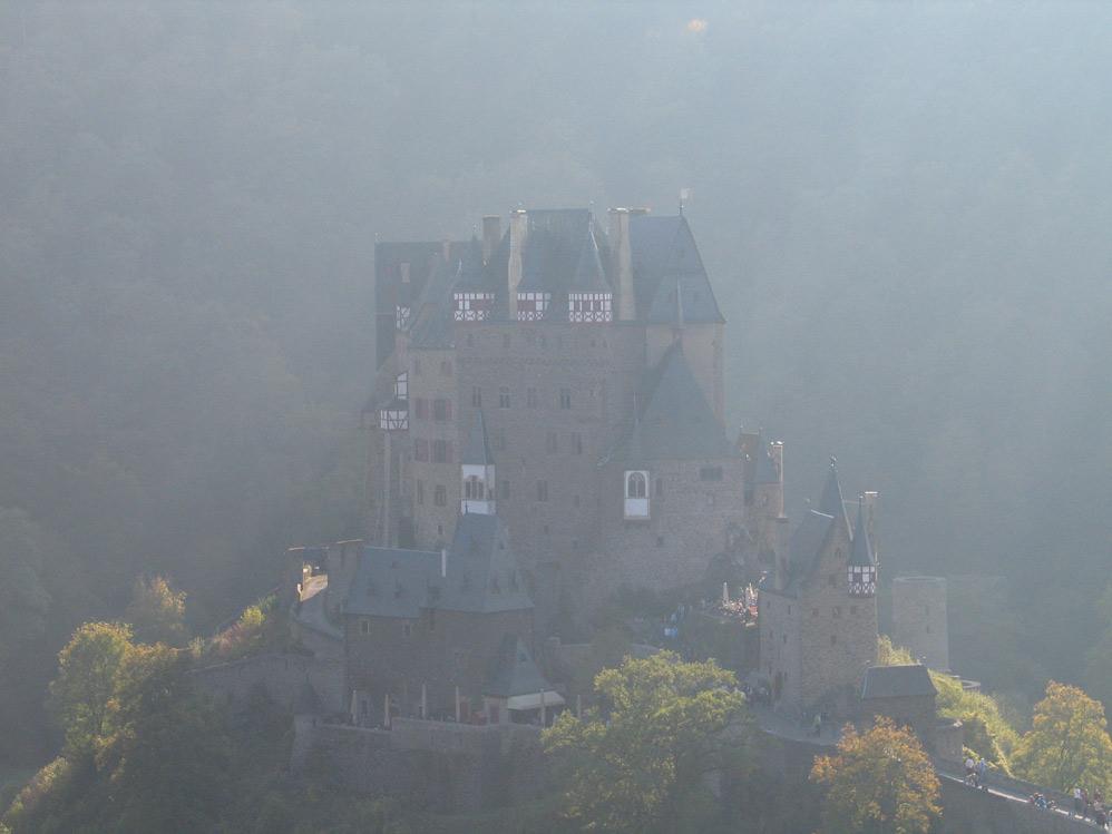 Original von Burg Eltz