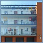 Originelle Haus-Fassade (1)