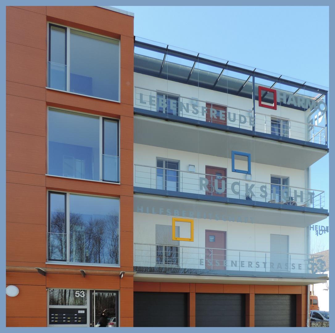 Originelle Haus-Fassaden (2)