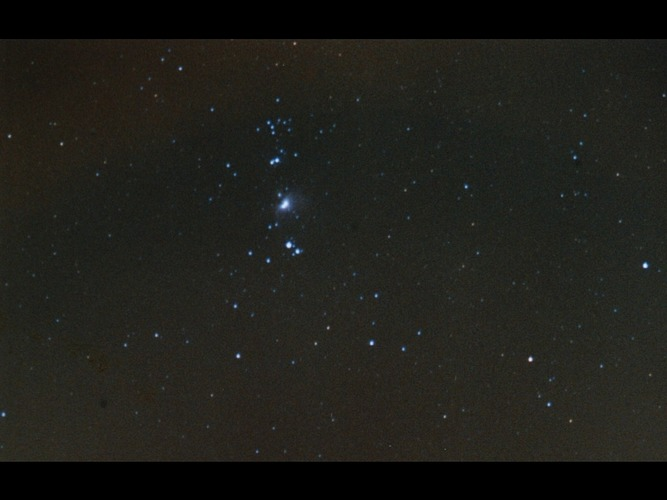 Orion-Nebel