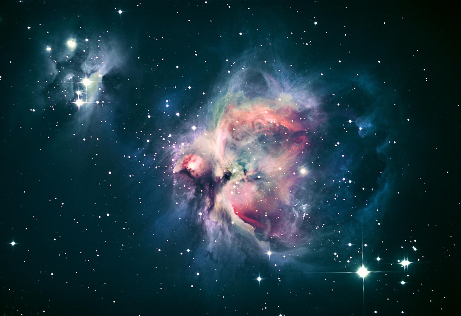 Orion Nebel
