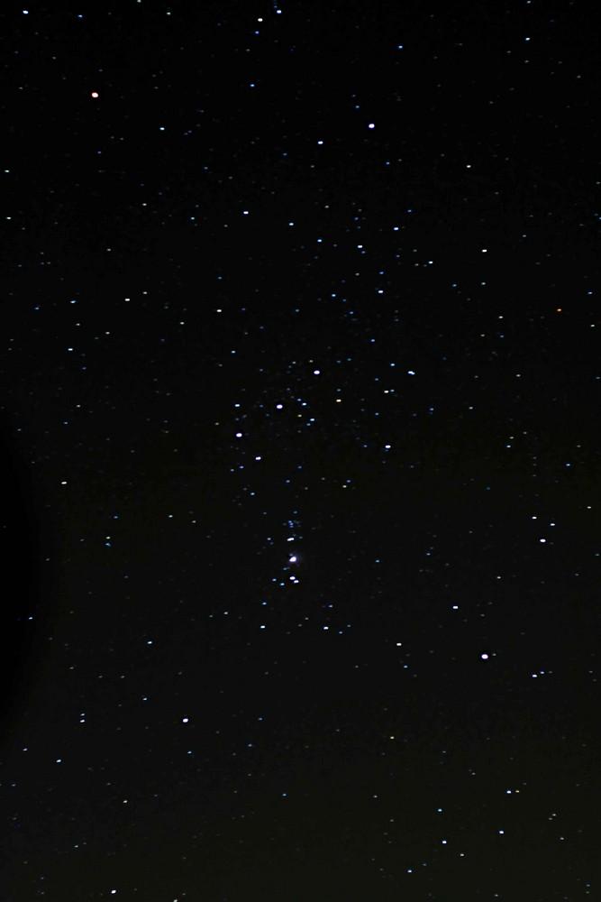 Orion zweiter Versuch