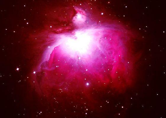 Orionnebel M 42 im Orion