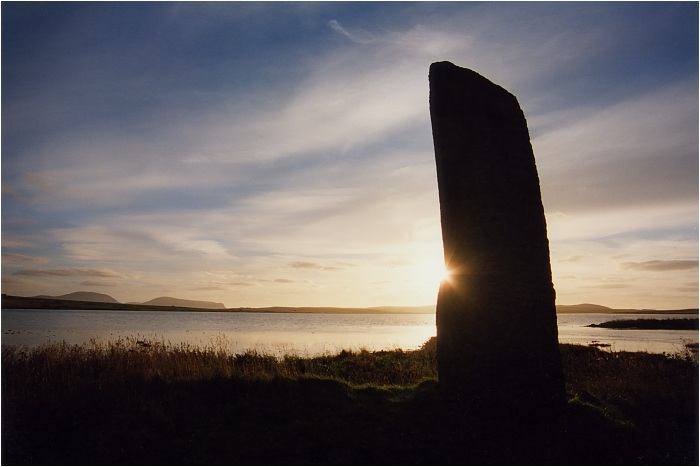Orkney - Standing Stone