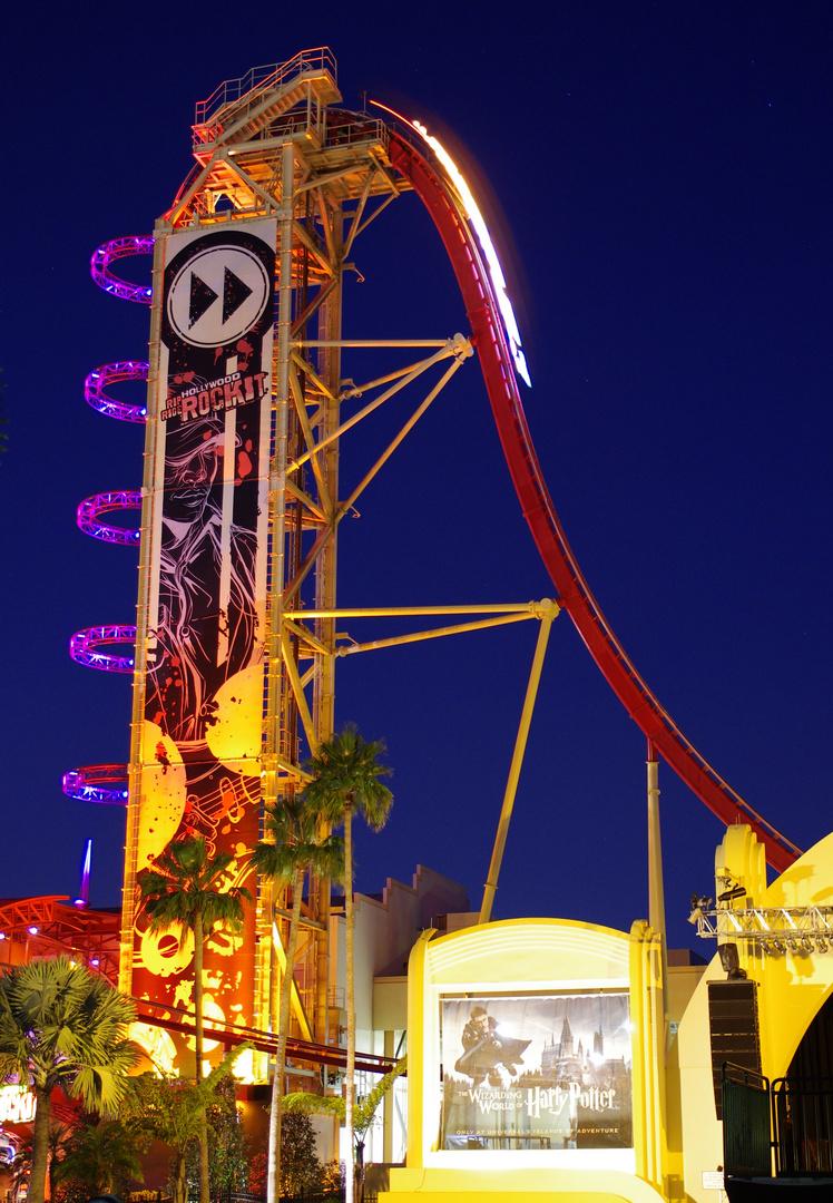Orlando Universal Studios Ride 2012