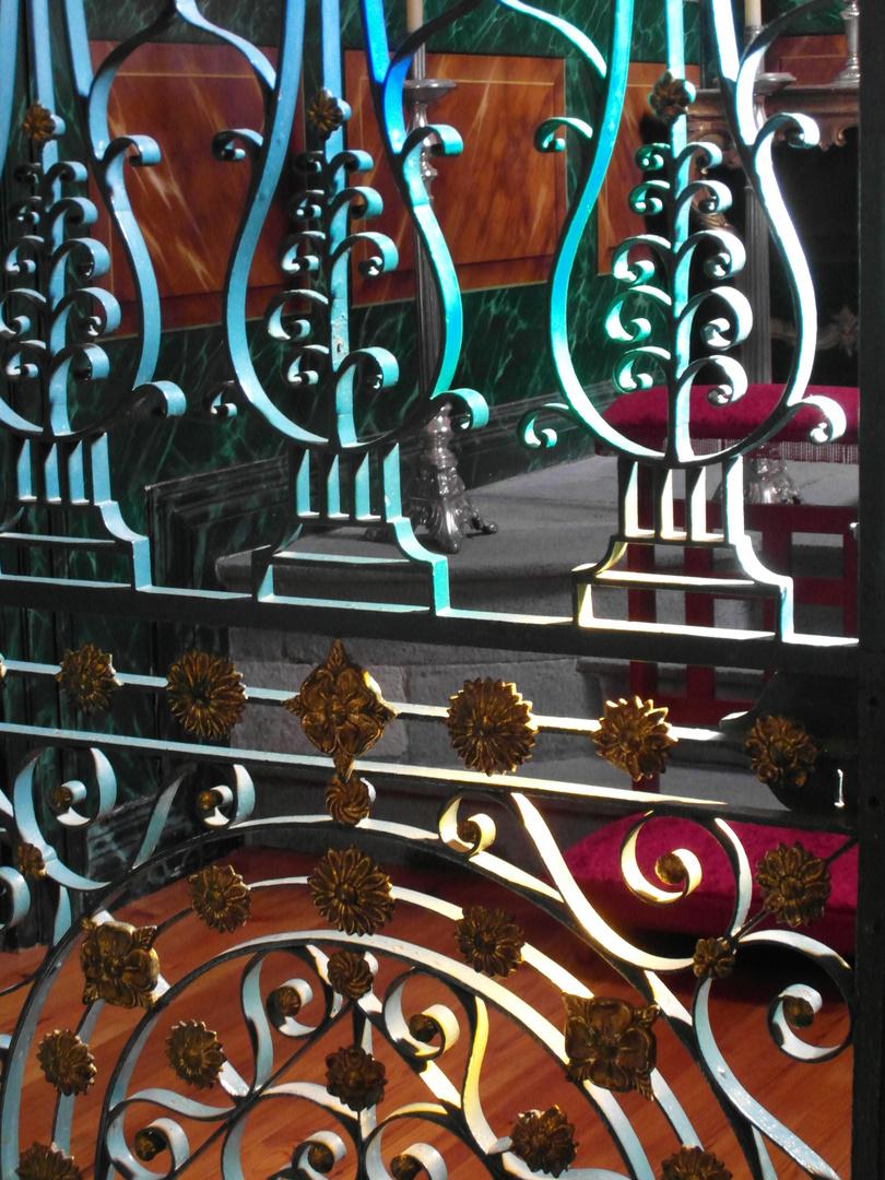 Ornament und Licht
