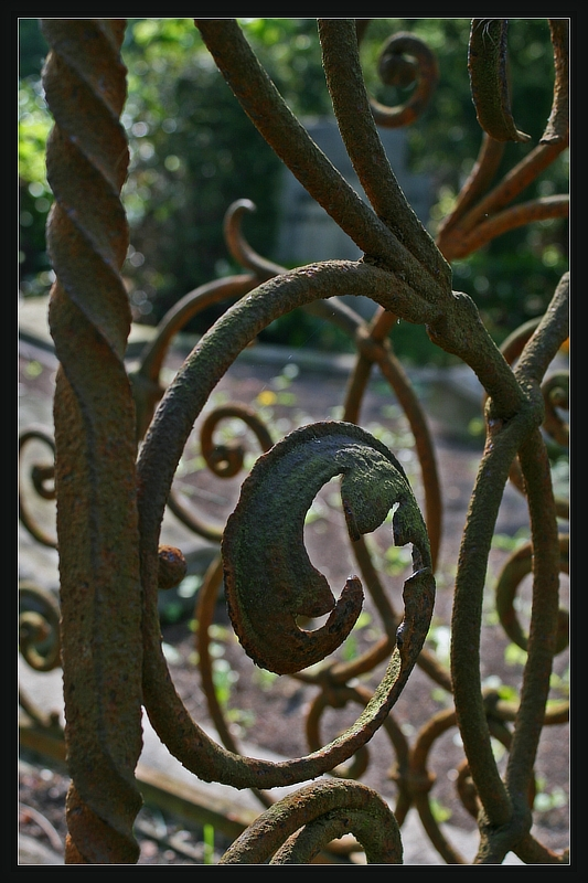 ornamentale Details
