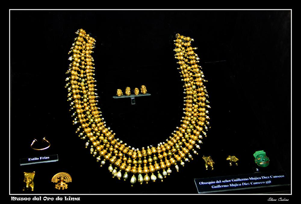 Oro Peruano lll