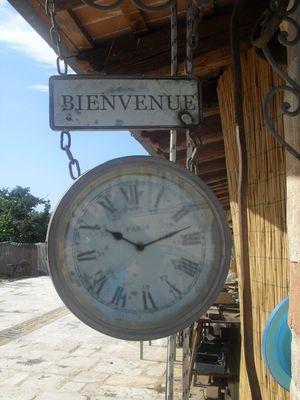 orologio da ferrovia