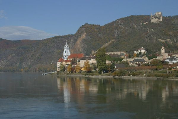 Ort an der Donau