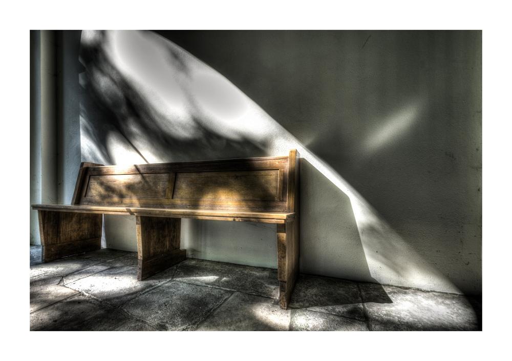 Ort der Stille (2 v. 2)