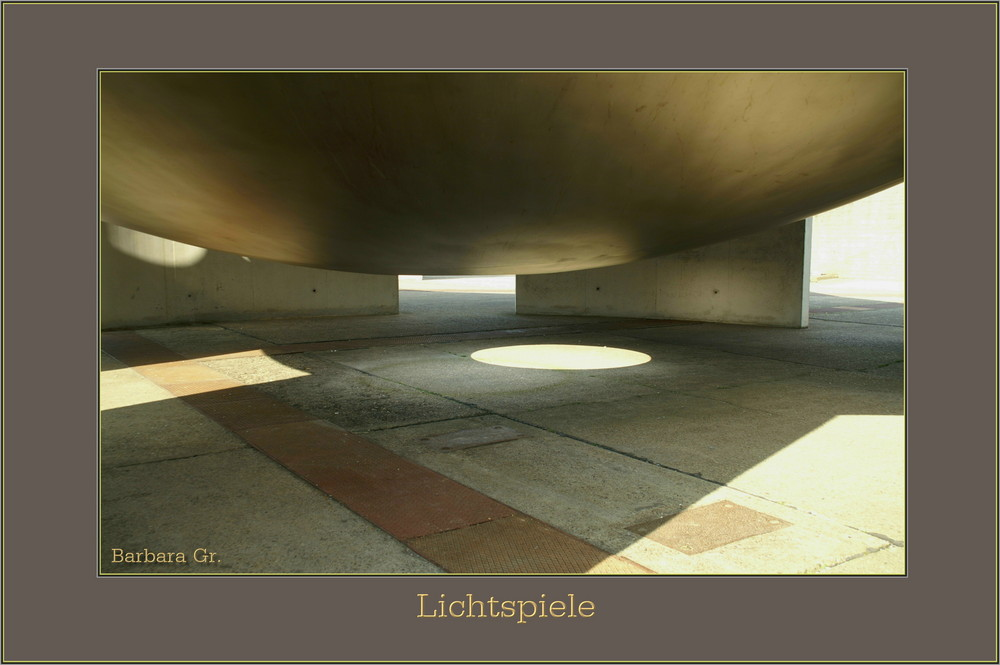 Ort des Lichts