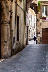 Orte, centro storico