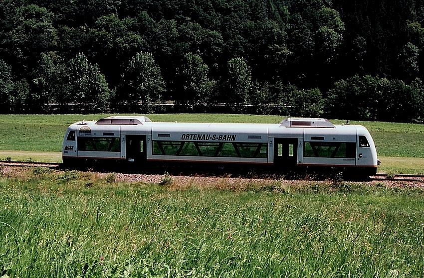 Ortenau S-Banh (Schwarzwald)