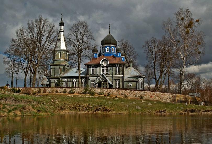 Orthodox Church - Puchly