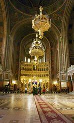 orthodoxe Kathedrale der Heiligen drei Hierarchen